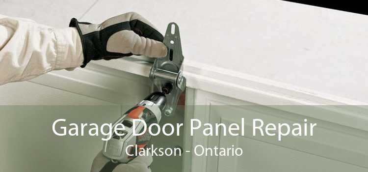 Garage Door Panel Repair Clarkson - Ontario