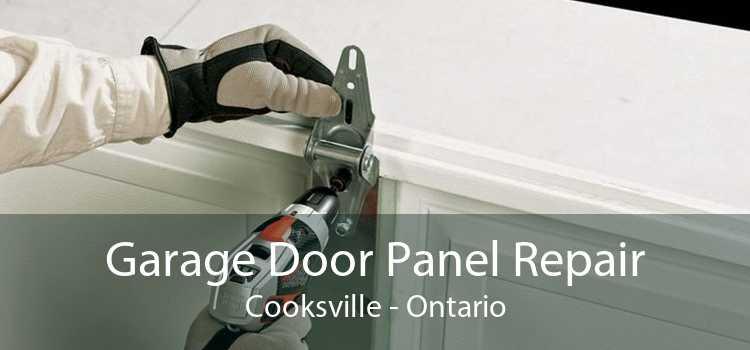 Garage Door Panel Repair Cooksville - Ontario