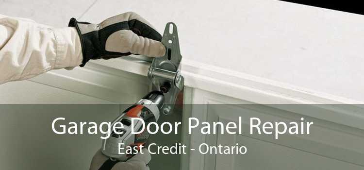 Garage Door Panel Repair East Credit - Ontario