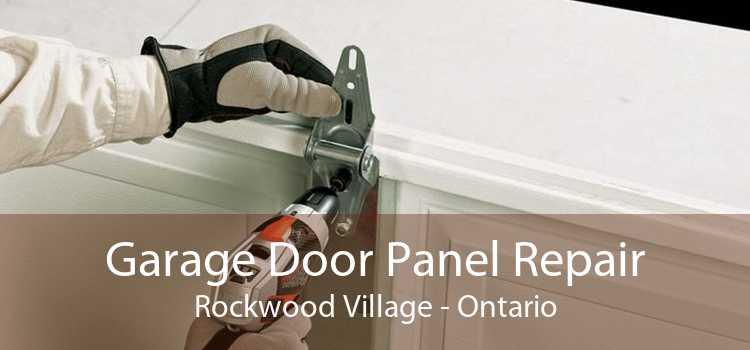 Garage Door Panel Repair Rockwood Village - Ontario