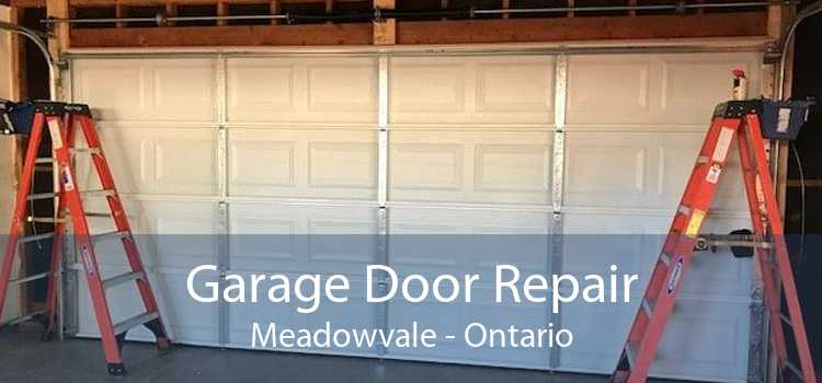 Garage Door Repair Meadowvale - Ontario