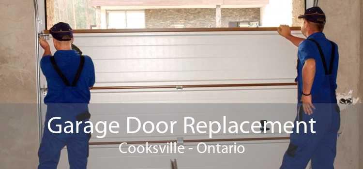 Garage Door Replacement Cooksville - Ontario