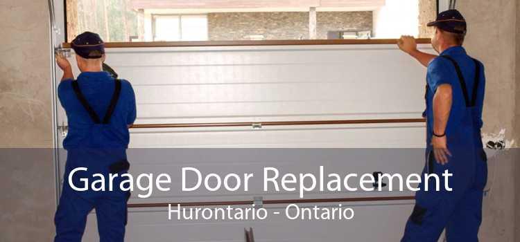 Garage Door Replacement Hurontario - Ontario