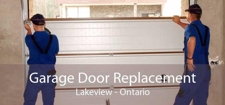 Garage Door Replacement Lakeview - Ontario