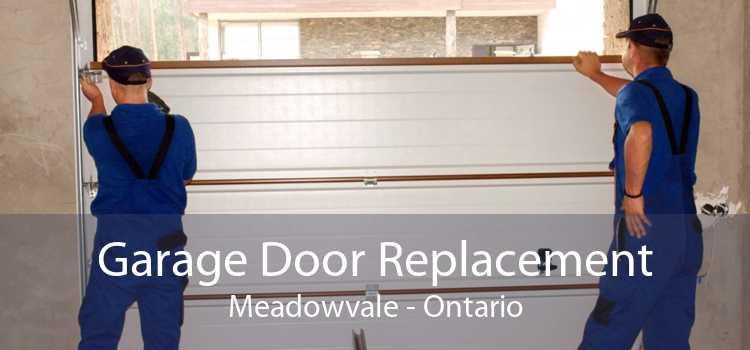 Garage Door Replacement Meadowvale - Ontario