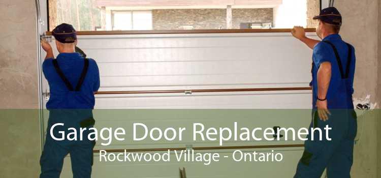 Garage Door Replacement Rockwood Village - Ontario