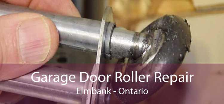 Garage Door Roller Repair Elmbank - Ontario