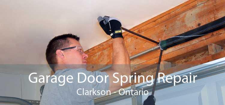 Garage Door Spring Repair Clarkson - Ontario