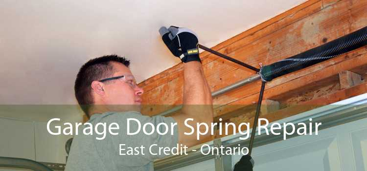 Garage Door Spring Repair East Credit - Ontario