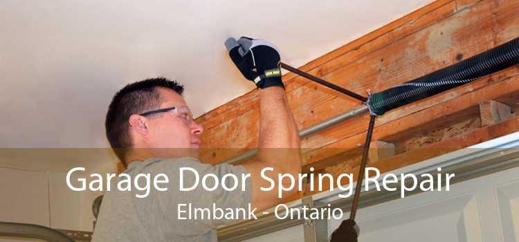 Garage Door Spring Repair Elmbank - Ontario