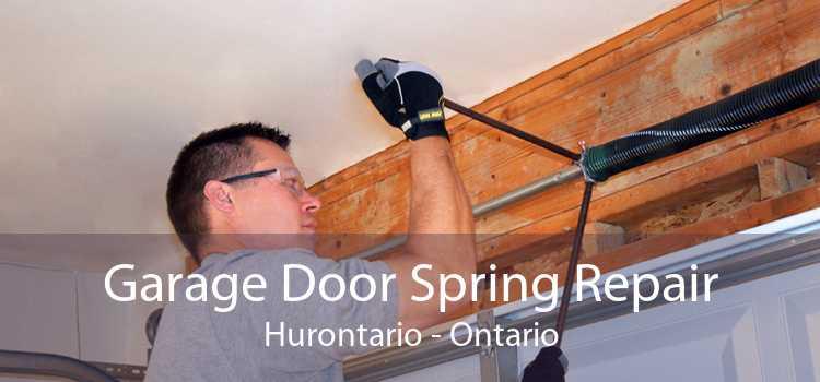 Garage Door Spring Repair Hurontario - Ontario