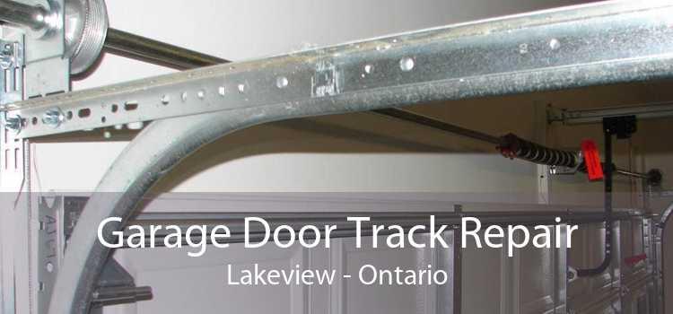 Garage Door Track Repair Lakeview - Ontario