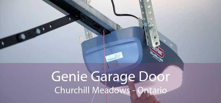 Genie Garage Door Churchill Meadows - Ontario