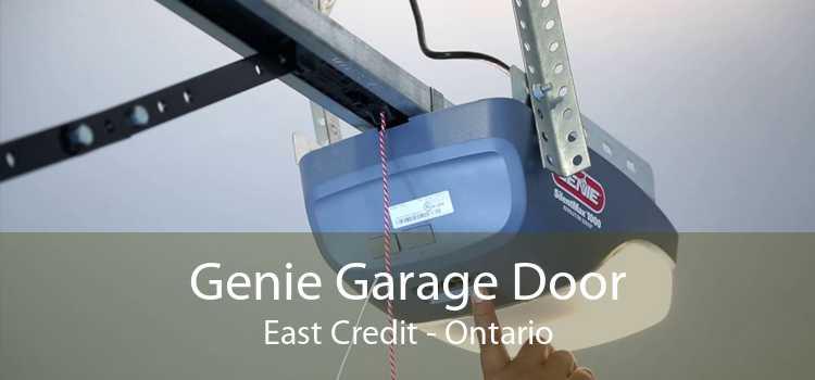 Genie Garage Door East Credit - Ontario