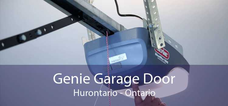 Genie Garage Door Hurontario - Ontario