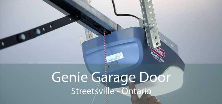 Genie Garage Door Streetsville - Ontario