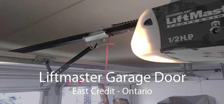 Liftmaster Garage Door East Credit - Ontario