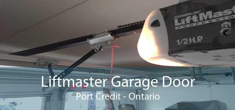 Liftmaster Garage Door Port Credit - Ontario