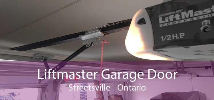 Liftmaster Garage Door Streetsville - Ontario