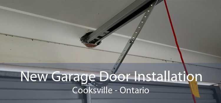 New Garage Door Installation Cooksville - Ontario