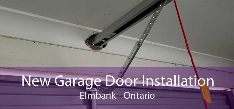 New Garage Door Installation Elmbank - Ontario