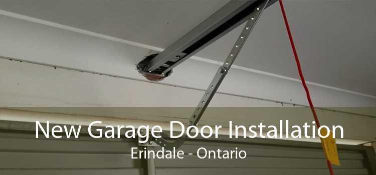 New Garage Door Installation Erindale - Ontario