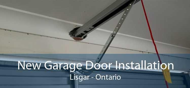 New Garage Door Installation Lisgar - Ontario