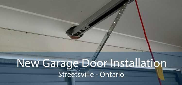 New Garage Door Installation Streetsville - Ontario