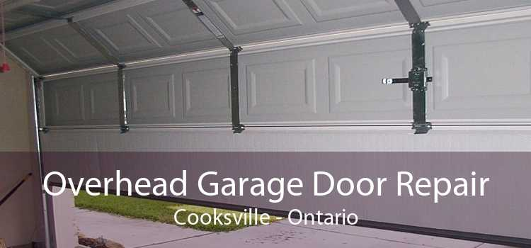 Overhead Garage Door Repair Cooksville - Ontario