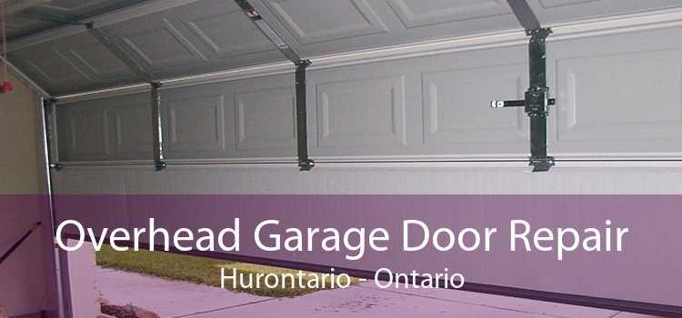 Overhead Garage Door Repair Hurontario - Ontario