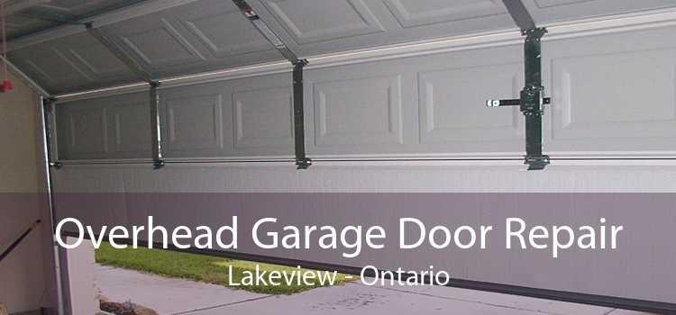 Overhead Garage Door Repair Lakeview - Ontario