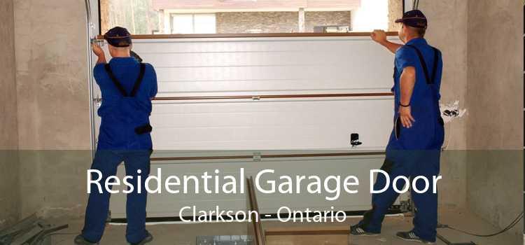 Residential Garage Door Clarkson - Ontario