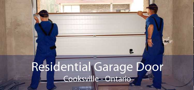 Residential Garage Door Cooksville - Ontario