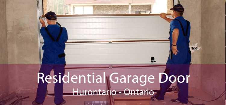 Residential Garage Door Hurontario - Ontario