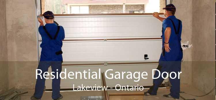 Residential Garage Door Lakeview - Ontario