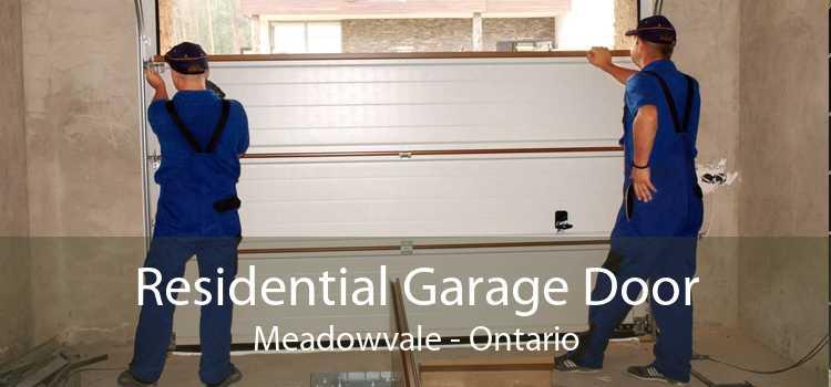 Residential Garage Door Meadowvale - Ontario