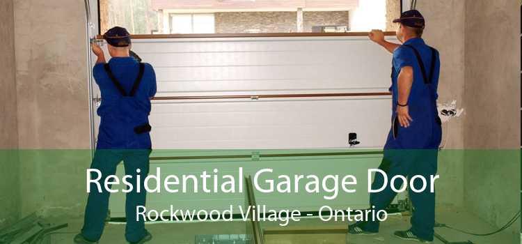 Residential Garage Door Rockwood Village - Ontario