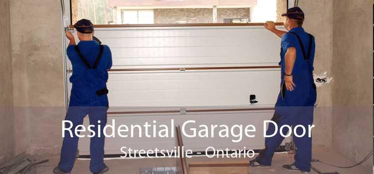 Residential Garage Door Streetsville - Ontario