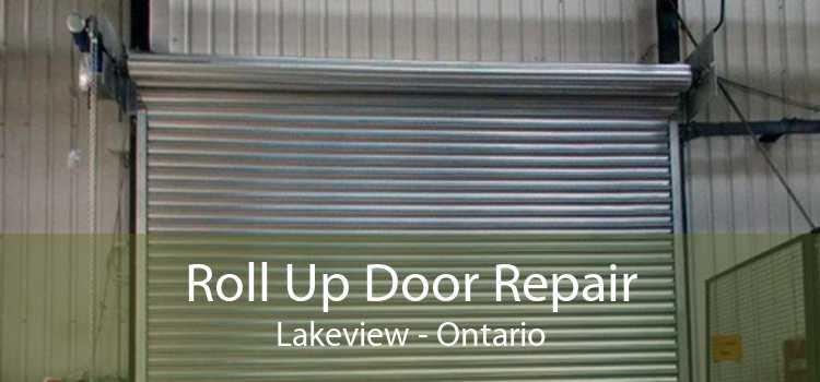 Roll Up Door Repair Lakeview - Ontario