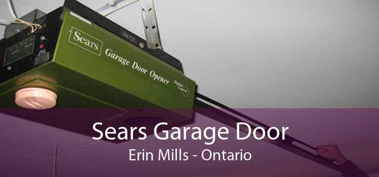 Sears Garage Door Erin Mills - Ontario