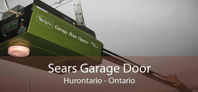 Sears Garage Door Hurontario - Ontario
