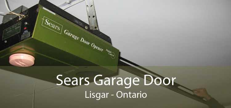 Sears Garage Door Lisgar - Ontario