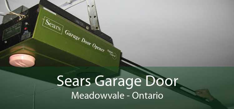 Sears Garage Door Meadowvale - Ontario