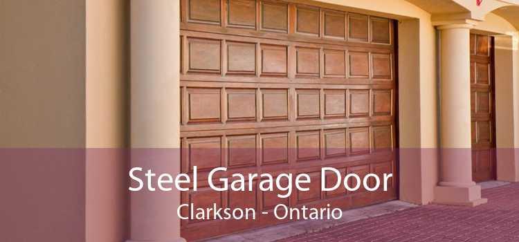 Steel Garage Door Clarkson - Ontario