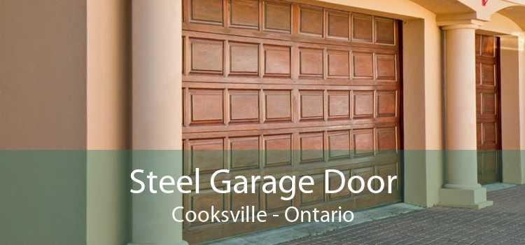 Steel Garage Door Cooksville - Ontario