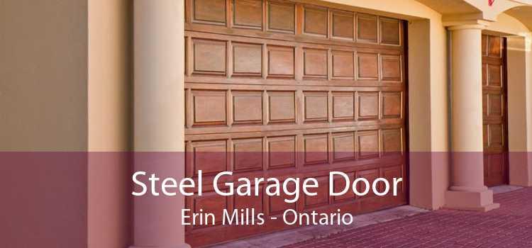 Steel Garage Door Erin Mills - Ontario
