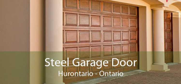 Steel Garage Door Hurontario - Ontario