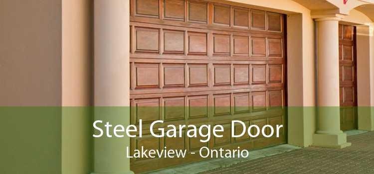 Steel Garage Door Lakeview - Ontario
