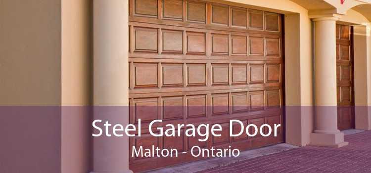 Steel Garage Door Malton - Ontario