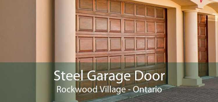 Steel Garage Door Rockwood Village - Ontario